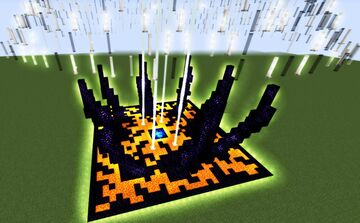 End Portal : Transformation level 1 Minecraft Map & Project