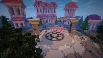 BlokDelisi Minecraft Maps Lobby Minecraft Map & Project