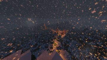 The Snowy Land Minecraft Map & Project