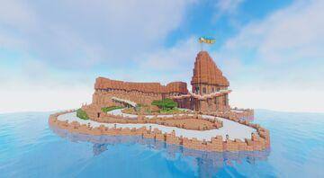 AdventureWorld - Theme Park Minecraft Map & Project