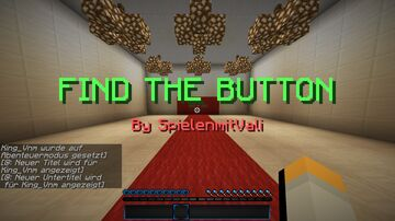 FIND THE BUTTON #1 Minecraft Map & Project