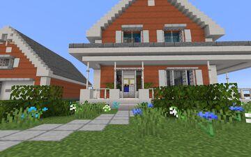 Cedar Estate- Interior Decoration Contest Minecraft Map & Project