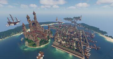 Fairytaleland Minecraft Map & Project