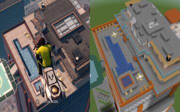 Saints Row The Third   Saints HQ/Penthouse Minecraft Map & Project