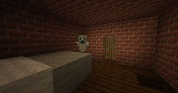 Ghost Hunt Minecraft Map & Project