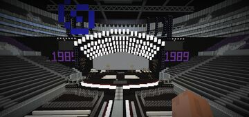 1989 World Tour (Taylor Swift) (Mods 1.7.10) Minecraft Map & Project