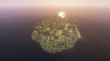 Island KOTH(King Of The Hill) Map for your Server! Minecraft Map & Project
