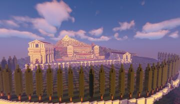Capitola Imperius Minecraft Map & Project
