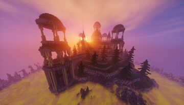 AcidIslands Map Minecraft Map & Project