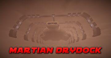 Utopia Planitia Drydock Yards v1.0 (USS Savannah) Minecraft Map & Project