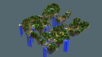 Island spawn [Free download] Minecraft Map & Project
