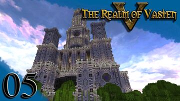 8 Realm of Vasten Locations in My Resource Pack! Minecraft Map & Project