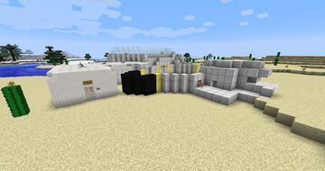 Dr. Trayaurus' Lab Minecraft Map & Project