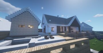 Keralis House (replica) Minecraft Map & Project