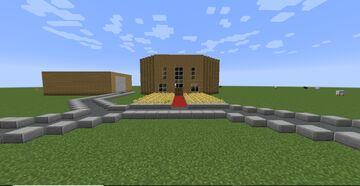 The mansion Minecraft Map & Project