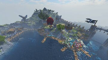 Fantasy pirate cove [Download] [DNF] Minecraft Map & Project