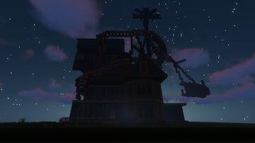 [1.7.10] Hello Neighbor Alpha 3 Map W/ Custom Mod Minecraft Map & Project