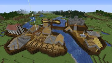 Villager My Version Minecraft Map & Project