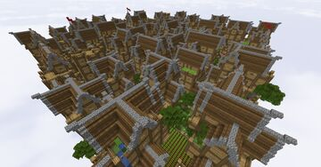 My 5x5 Chunk Island Minecraft Map & Project