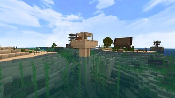 Our 1.13 +1.14 Minecraft Survival Server Project Minecraft Map & Project