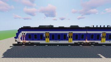Civity Train Minecraft Map & Project