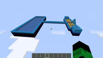 Mikigamer's lucky block map Minecraft Map & Project