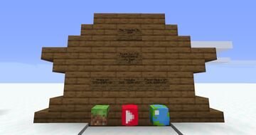 Jack's Cozy Cabin Minecraft Map & Project