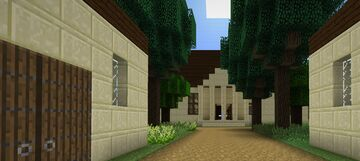 Manor houses of Polish nobility Minecraft Map & Project