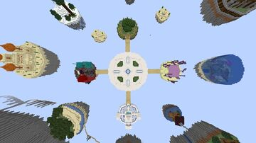 Find The Button: Structures of Minecraft (Prototype) Minecraft Map & Project