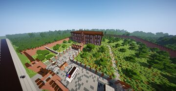 Prison w/ Download Minecraft Map & Project