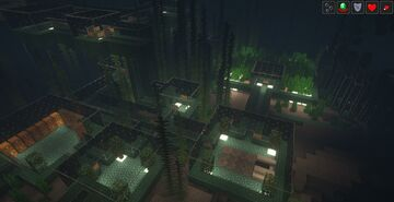 Under water base By The Sad Gentleman(inspirised By magma musen) Minecraft Map & Project