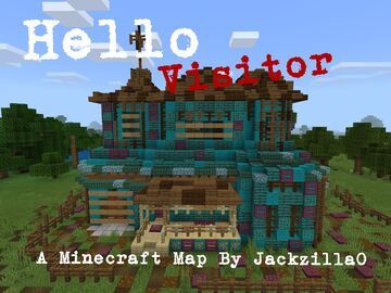 Hello Visitor Act 1 Minecraft Map & Project