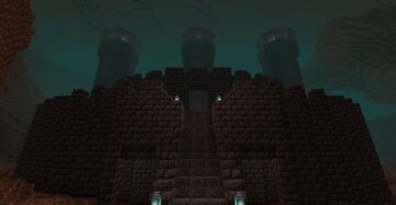 The Wither's Keep Minecraft Map & Project