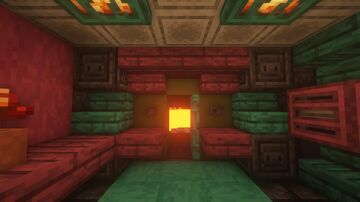 Nether Hobbit Hole (Small) Minecraft Map & Project