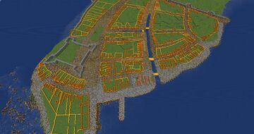 New Amsterdam 1660 Minecraft Map & Project