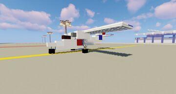 Britten-Norman BN-2 Islander Minecraft Map & Project