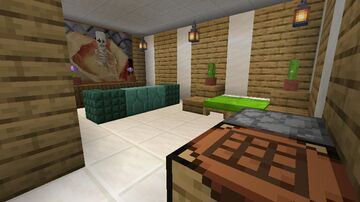 Simple House/Casa Simples Minecraft Map & Project
