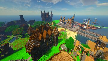 Acaylla Minecraft Map & Project
