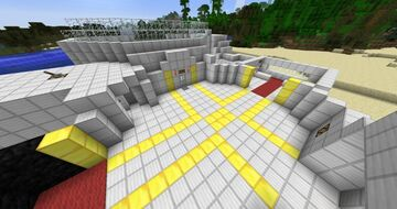 DanTDM's Old Lab (December 2015 With Mods) Minecraft Map & Project