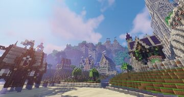 City of Gladeia [ERETHON.DE] Minecraft Map & Project