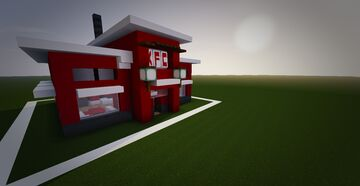 K.F.C  By Shourjya31 Minecraft Map & Project