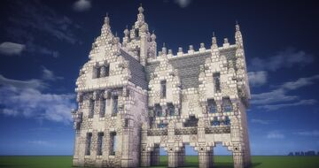 Gothic building Minecraft Map & Project