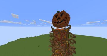 Pumpkin Minecraft Map & Project