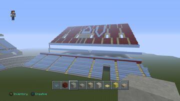 Villa Park (Aston Villa) Minecraft Map & Project