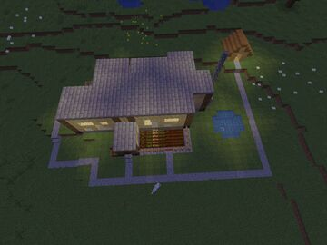 Eynnom's House 1 Minecraft Map & Project