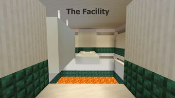 The Facility DEMO Minecraft Map & Project