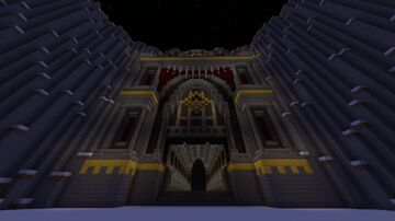 Dwarven City Entrance Minecraft Map & Project