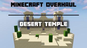 Structures Overhaul - Desert Temple Minecraft Map & Project