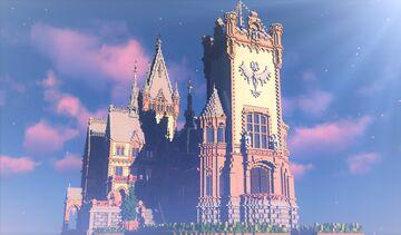 Schloss Drachenburg Minecraft Map & Project