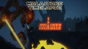 Star Wars: The Clone Wars | Zillo Beast & Malastare Minecraft Map & Project